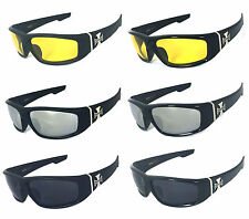 Choppers Mens Motorcycle Driving Riding Glasses Sunglasses UV400