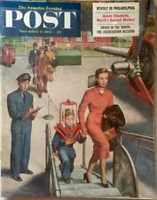 The Saturday Evening Post November 8, 1952 - FULL MAGAZINE
