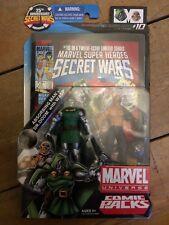 Marvel Universe Comic Pack Absorbing Man & Dr Doom with WASP AF MuPC 2