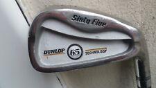 Dunlop 65 technology 5 iron mid -firm flex steel shaft good condition