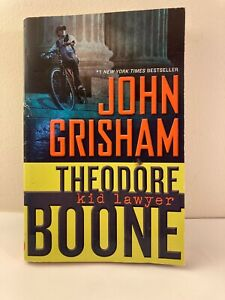 Theodore Boone: Kid Lawyer - Paperback By Grisham, John - VERY GOOD