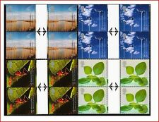 GBR0005PAR1 Life and earth 4 series in gutter pairs