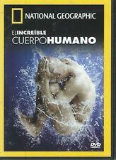 National Geographic el increible cuerpo humano