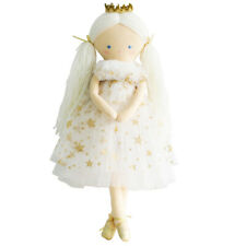 Alimrose Penelope Princess Doll 50cm Gold Star Tulle New Soft Toy