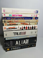 DVD TV Shows BULK ASSORTED WHOLESALE PRICE USED DVDS - BB36