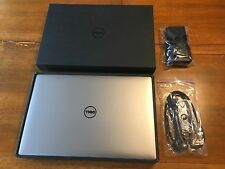 "MINT DELL XPS 15 9560 4K UHD 15.6"" i7-7700HQ 1TB SSD 16GB RAM GTX1050 LAPTOP"