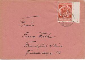 DEUTSCHES REICH 1940 51. Geburtstag von Adolf Hitler EF a. PRE-RELEASE-FDC RRR!!