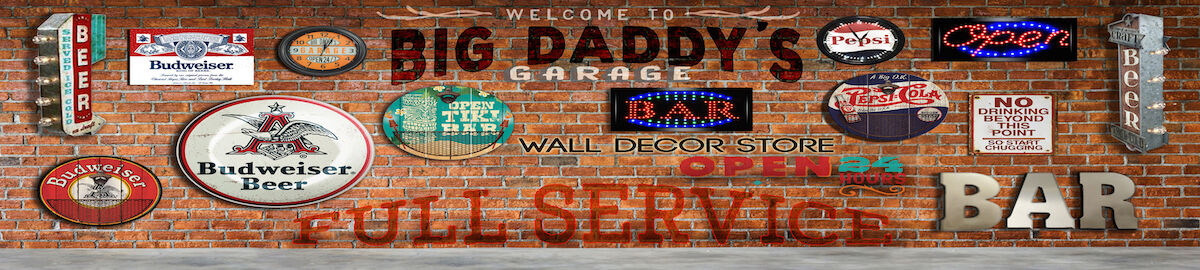 Big Daddy's Decor & More
