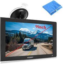 9inch Truck GPS Big Touchscreen Trucking GPS Xgody GPS Navigation for car Nav...