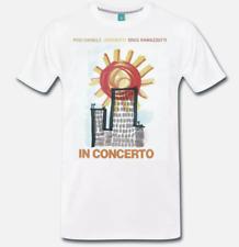 T-SHIRT MAGLIA PINO DANIELE JOVANOTTI RAMAZZOTTI CONCERTO TOUR 1994 - S M L XL