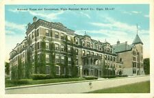 Elgin,IL.The National House and Gymnasium,Elgin National Watch Company