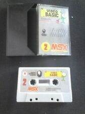 Videobasic X MSX number 2 Gruppo Editoriale Jackson