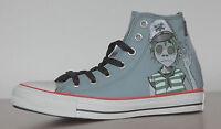 Neu All Star Converse Hi Chucks 132177c Gorillaz Sneaker Schuhe UK 4 Gr.36,5