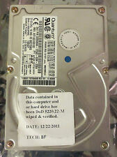 "HP 16500B 3.5"" IDE  Hard Drive with OS Installed - Ready to go"