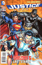 JUSTICE LEAGUE #21 - New 52 - VARIANT Cover 1:25