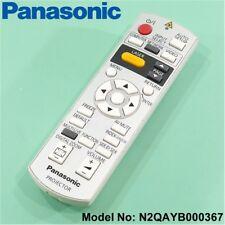NEW GENUINE ORIGINAL Panasonic N2QAYB000367 Remote Control ++FREE SHIP!