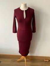 BAUKJEN Rust Amelia Jersey Dress Size 10