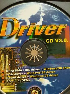 Motherboard Drivers CD