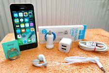 Apple iPhone 5c 16GB Weiss 4 Zoll l mit XXL EXTRAS l iOS LTE GPS Retina HD 8MP