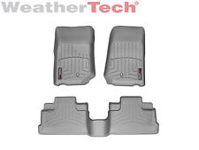WeatherTech DigitalFit FloorLiner for Jeep Wrangler Unlimited - 2007-2013 - Grey