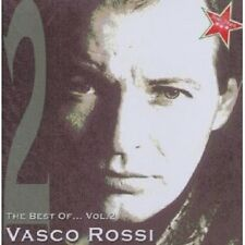 "VASCO ROSSI ""THE BEST OF VOL. 2"" CD NUOVO"