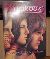 MUSIKBOX -E.L.&P. - RINO GAETANO-NICK DRAKE-ALBERO MOTORE-TRANSATRANTLIC ALAN