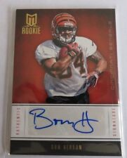 2012 Panini Authentic Signatures Rookie Card #26/49 - Dan Herron (Bengals)