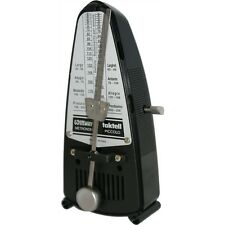 Wittner Taktell Piccolo Keywound Metronome - Black #836 - New with Free Shipping