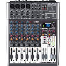 Behringer XENYX 1204-usb Mixer passivo 12 ingressi 4 mono 2 Stereo con Interfacc