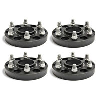 (4) 25mm Wheel Spacers 6x4.5 to 6x5.5 Adapters for Nissan Navara XTerra Frontier