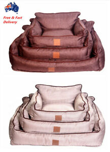 Dog Bed Pets Heavy Duty Waterproof Mat Pad Cushion Mattress Size S M L