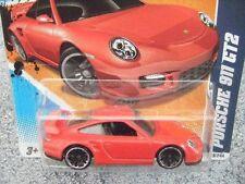 Hot Wheels DieCast Material Porsche Vehicles