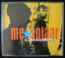 "MC SOLAAR "" OBSOLETE "" CD MAXI SINGLE 4 TITRES n°851259-2/1994/POLYDOR/HIP HOP"