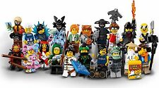 Ready Stock Lego New 71019 Minifigures Ninjago complete set of 20 free delivery