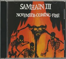 Samhain - November-Coming-Fire
