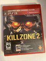 Killzone 2 (Sony PlayStation 3, 2009) Missing Booklet