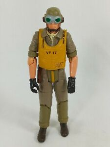21st Century Toys Ultimate Soldier WWII NAVY FIGHTER PILOT 1:18 Action Figure