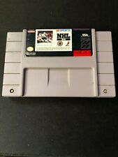 NHL 94 (Super Nintendo Entertainment System, 1993) Cart Only *STICKERS*