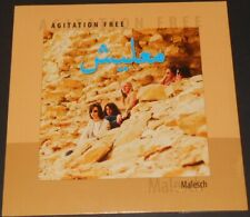 AGITATION FREE malesch GERMANY LP new sealed KRAUTROCK faust ASH RA TEMPEL