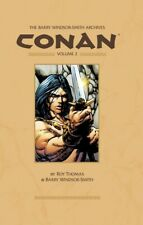 Barry Windsor-Smith Conan Archives Vol 2 Hardcover HC Dark Horse Sealed New