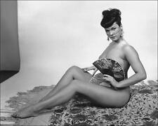 Bettie Page Hot Glossy Photo No19