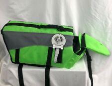 Vivaglory Dog Life Jacket Adjustable Water Lifesaver Safety Reflective Vest Pet