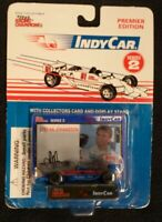 1995 Stefan Johansson signed 1:64 Diecast INDIANAPOLIS 500 INDY CAR RACING Cobra