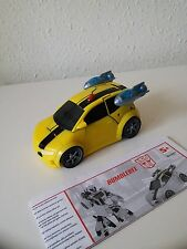 TRANSFORMERS Animated Bumblebee complet, 2008 Deluxe