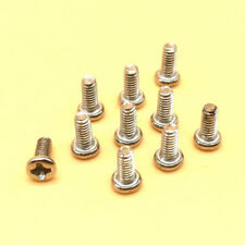 10pcs iPhone 4 4G Bottom Dock Connector Phillips / Cross Screws [CAPT2012]