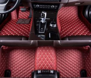 For Honda Civic 2012 2013 2014 2015 2016 2017 18 2019 2door/4door Car floor mat