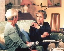 More details for doreen mantle & annette crosbie signed one foot in the grave photo - uacc dealer