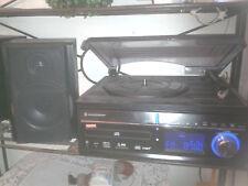Soundmaster MCD1700 Radio Anlage Kassette CD Plattenspieler USB SD Karte Lautspr