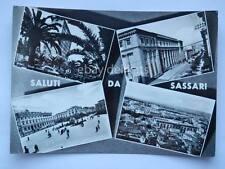 Saluti da SASSARI vecchia cartolina