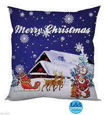 Markenlose Dekokissen im Weihnachts-Stil fürs Schlafzimmer